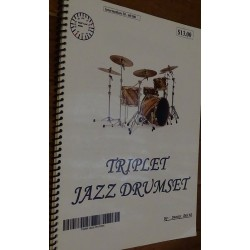 Triplet Jazz Drumset Ebook Pdf