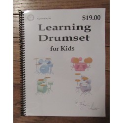 E-Learning Drumset for KIDS