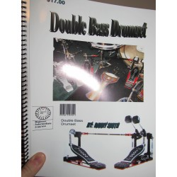 Double Bass Drumset