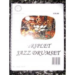 Triplet Jazz Drumset