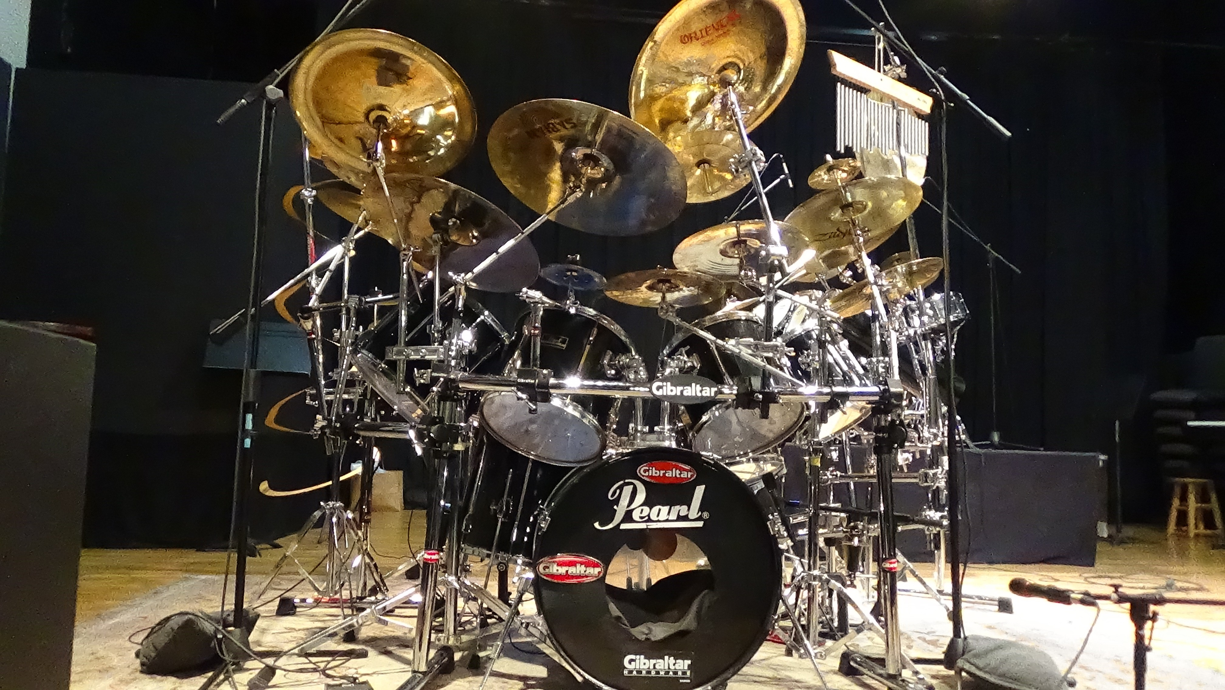 Learn drum covers from a professional.